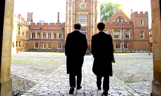 A day in the life of Eton College public school